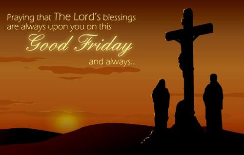 Image result for Good Friday cards 2015