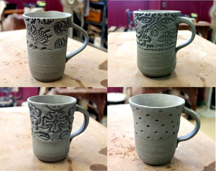 #337 - POTTERY SHOW AND TELL (3)
