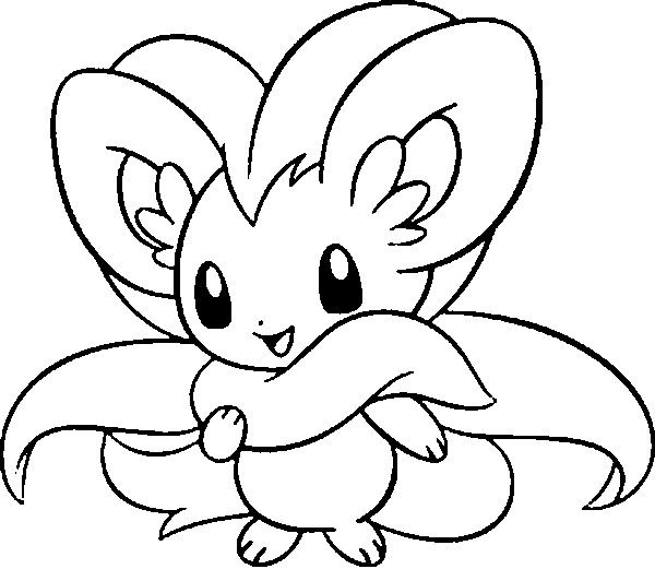 Quick Pokemon Black And White Coloring Pages Black Pokemon