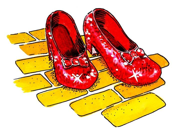 yellow brick road clipart yellow brick road clip art images rh pinterest com yellow brick road clipart free Yellow Brick Road SVG