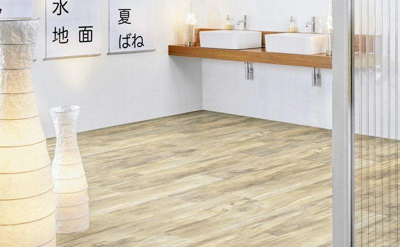 Badezimmer Boden Mietwohnung In 2020 Badezimmer Braun