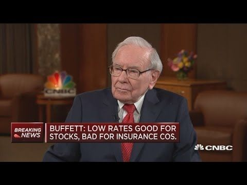 Warren buffett invests in cryptocurrency