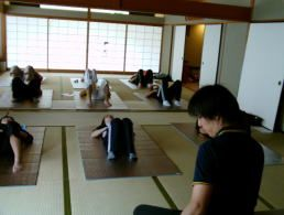 Planning a trip to or live in Okayama, Japan? Well if so there are beautiful spaces to attend Feldenkrais® Class there too. :)