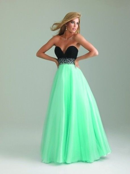 Gatsby prom dress tumblr color