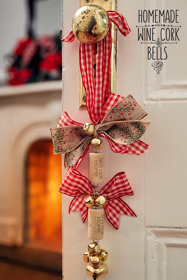 Our Homemade Wine Cork Bells will have