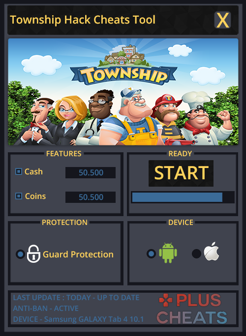 Township Hack Coins, Township Unlimited Cash Download