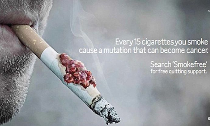 evert 15 cigarettes you smoke cause a mutation that can become rh pinterest com