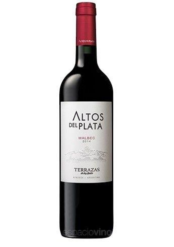 Altos Del Plata Malbec De Terrazas De Los Andes Comprar Vinos Al Mejor Precio Espaciovino Vinoteca Online Malbec Vinos Botellas De Vino
