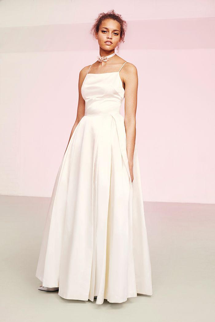 Asos Brautmode Hochzeitskleider Wedding Dresses Pinterest