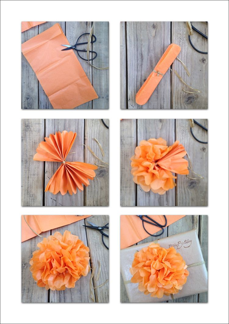 Paper Flower Tutorial 1 Craft Pinterest Paper Flower Tutorial