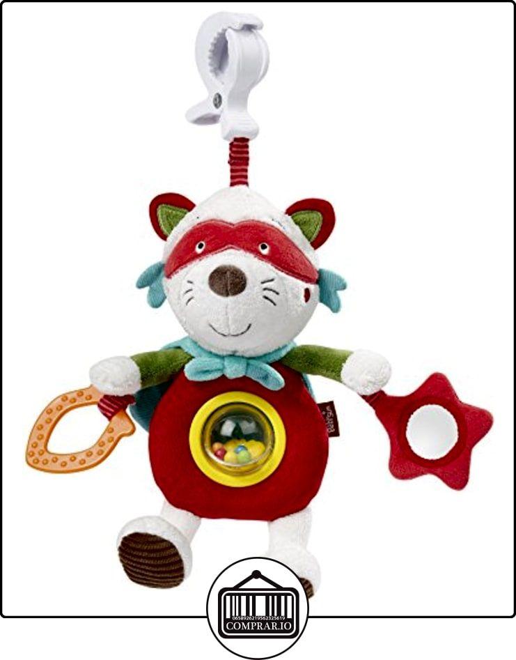 Babysun Alicate Clip Doudou de actividades forma gato, multicolor  ✿ Regalos para recién nacidos - Bebes ✿ ▬► Ver oferta: http://comprar.io/goto/B01CAV3PA8