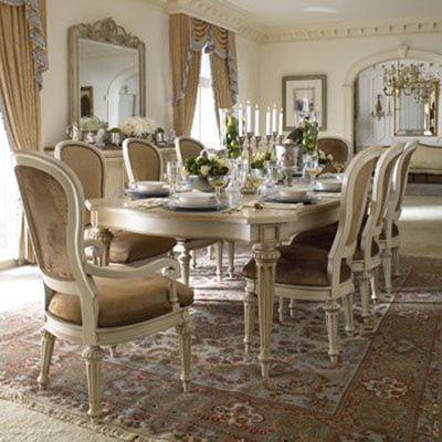 serafina la scala dining room set by stanley furniture dining room rh pinterest com