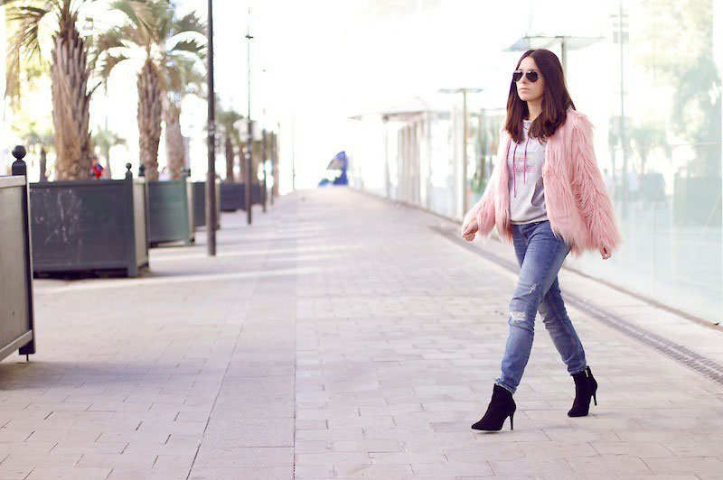 Fuzzy Coat Style, Montpelier