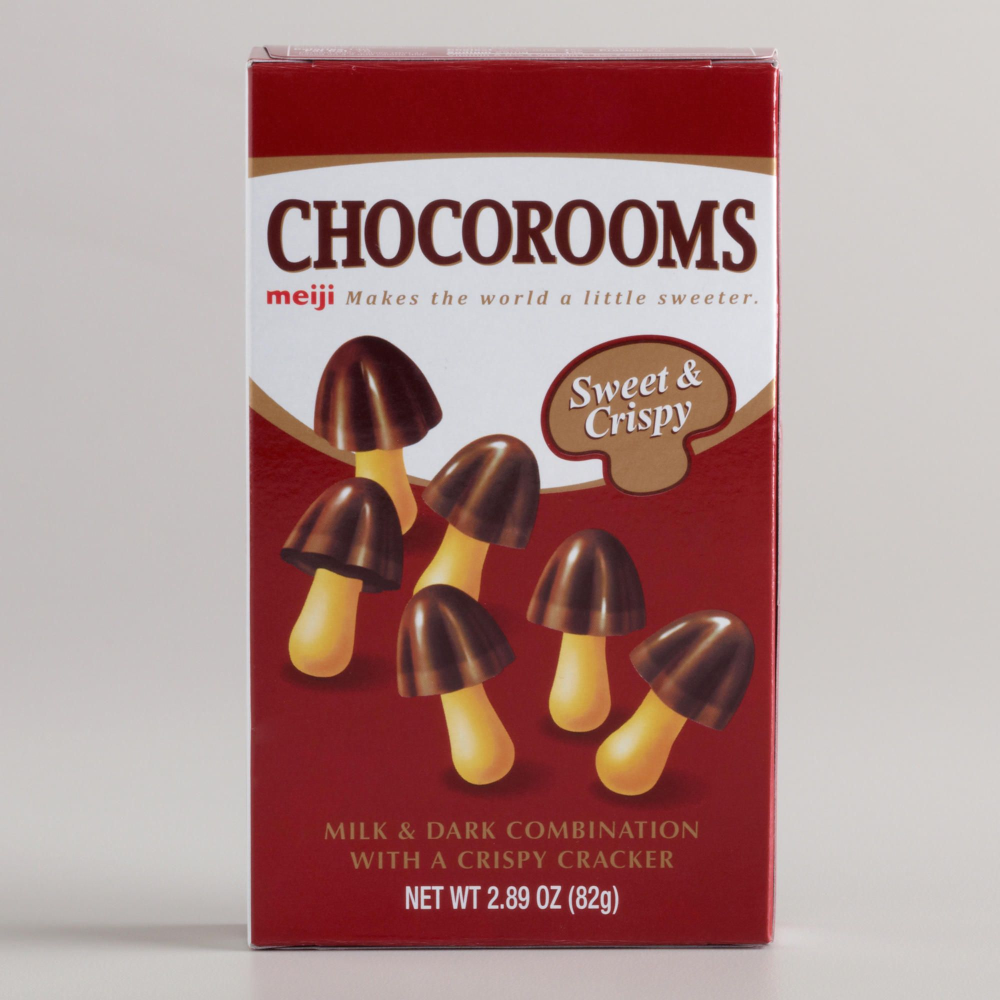 Meiji Chocorooms-Meiji Chocorooms