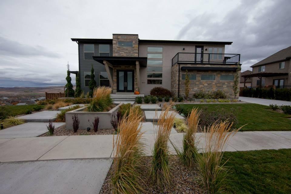 Ezra Lee design build home