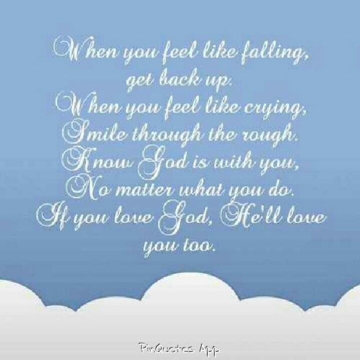 To My Darling April Feel Like Crying How Are You Feeling God Loves Me