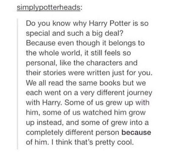 Why Harry Potter is Such a Big Deal