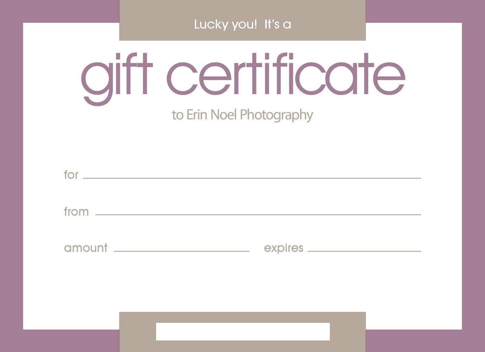 Certificates Stylish Free Customizable Gift Certificate Pe Gift Certificate Template Word Photography Gift Certificate Template Free Gift Certificate Template Free customizable printable gift certificates