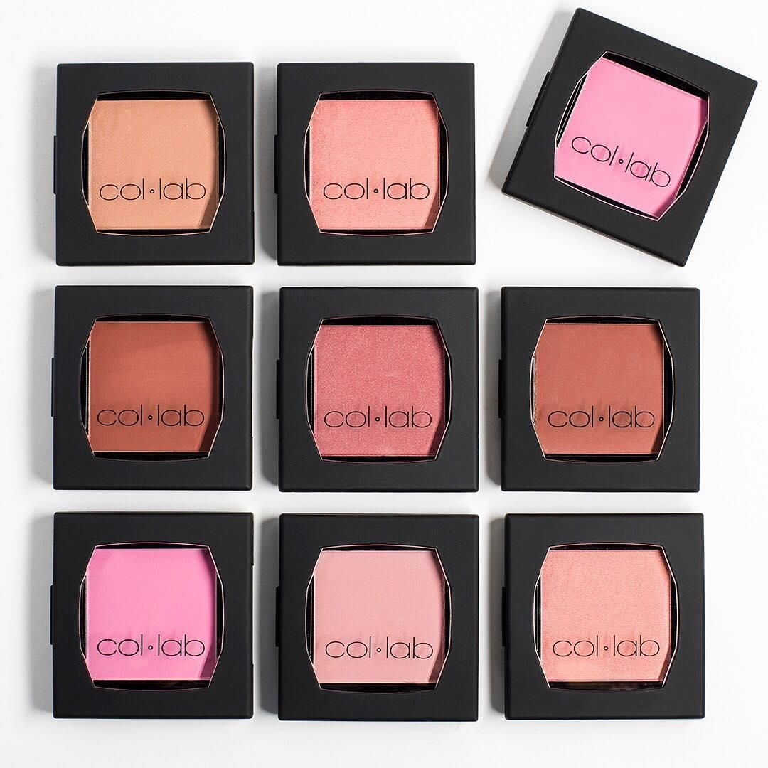 COLLAB makeup Soft Spot Sheer Blush gives you that soft