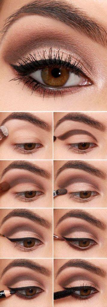 Photo of 22 Augen Make-up Tutorial Schritt für Schritt Einfach und unkompliziert natürl… – #augen #… – Makeup tutorial for beginners – Honorable BLog