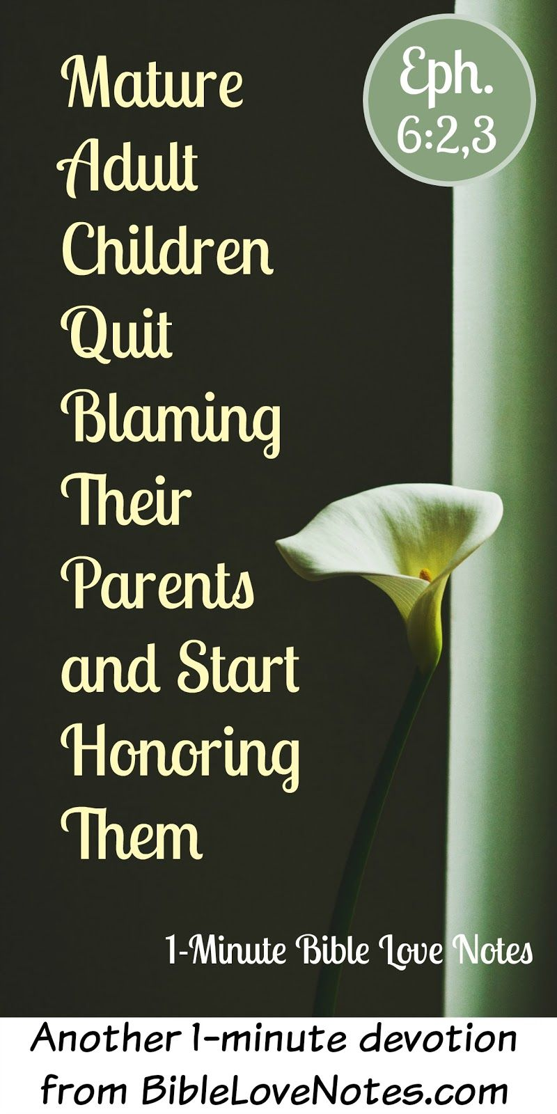 Speck Finders Adult Children Who Judge Parents Hypocritically