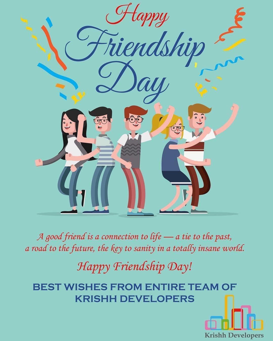 Happy Friendship Day Friendship Celebration Happy Friendship