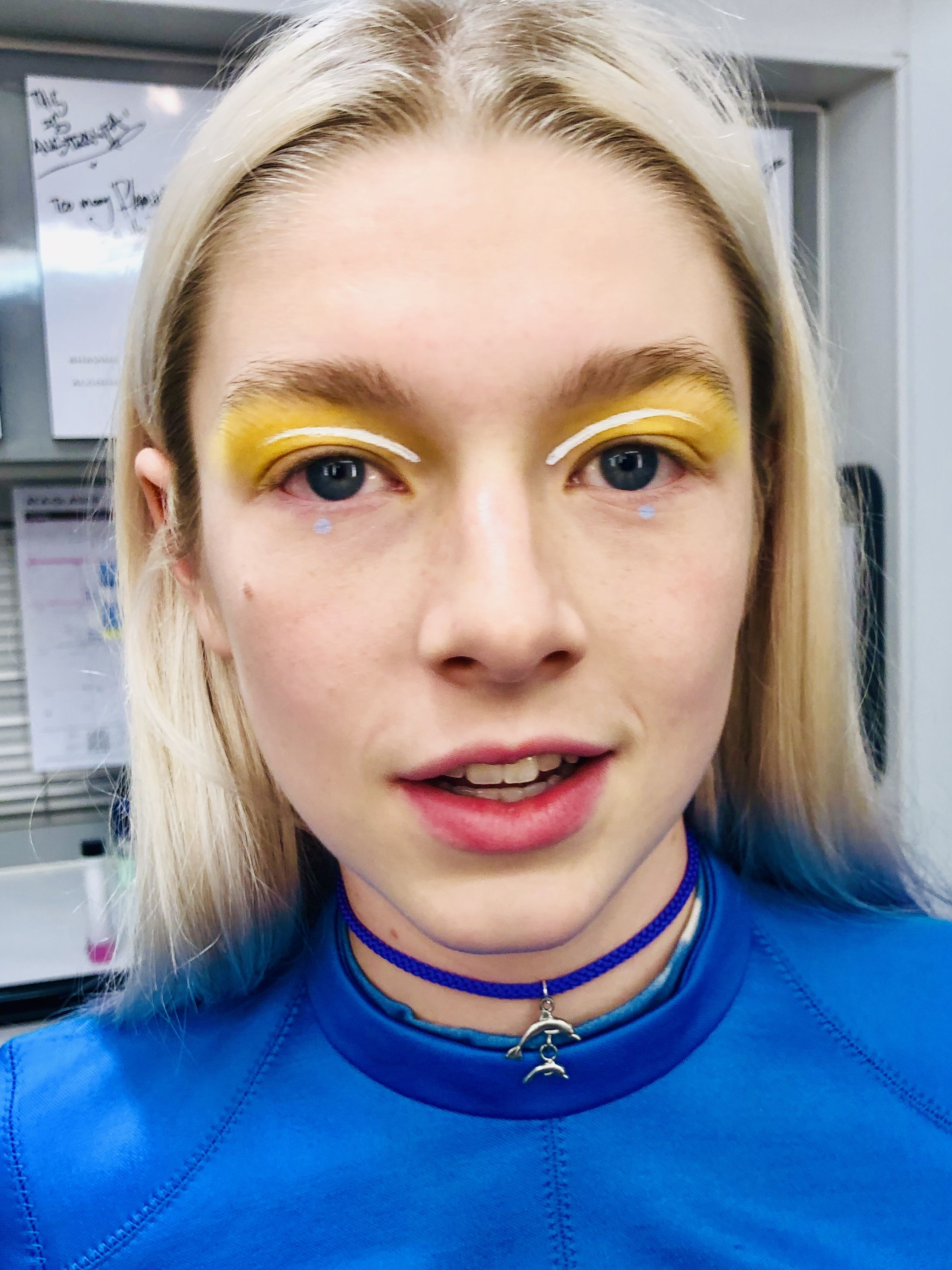 The Makeup On E U P H O R I A In 2019 Zendaya Makeup Eye