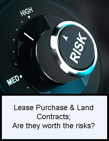 Are Lease Purchase And Land Contract A Safe Way To Buy Know The