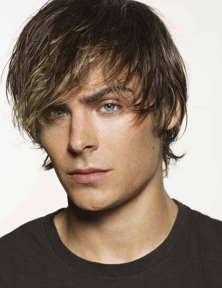 100 Hottest Long Hairstyles For Boys In 2019 Hairstylecamp Boys Long Hairstyles Medium Hair Styles Medium Length Hair Men