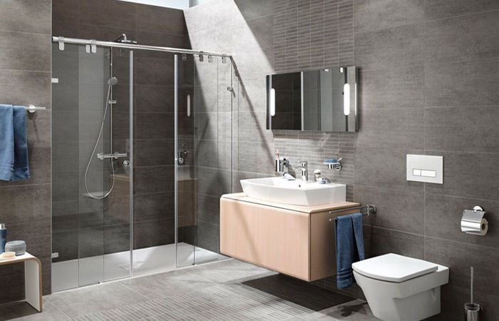Grijze tegels badkamer nz grijze tegels badkamer