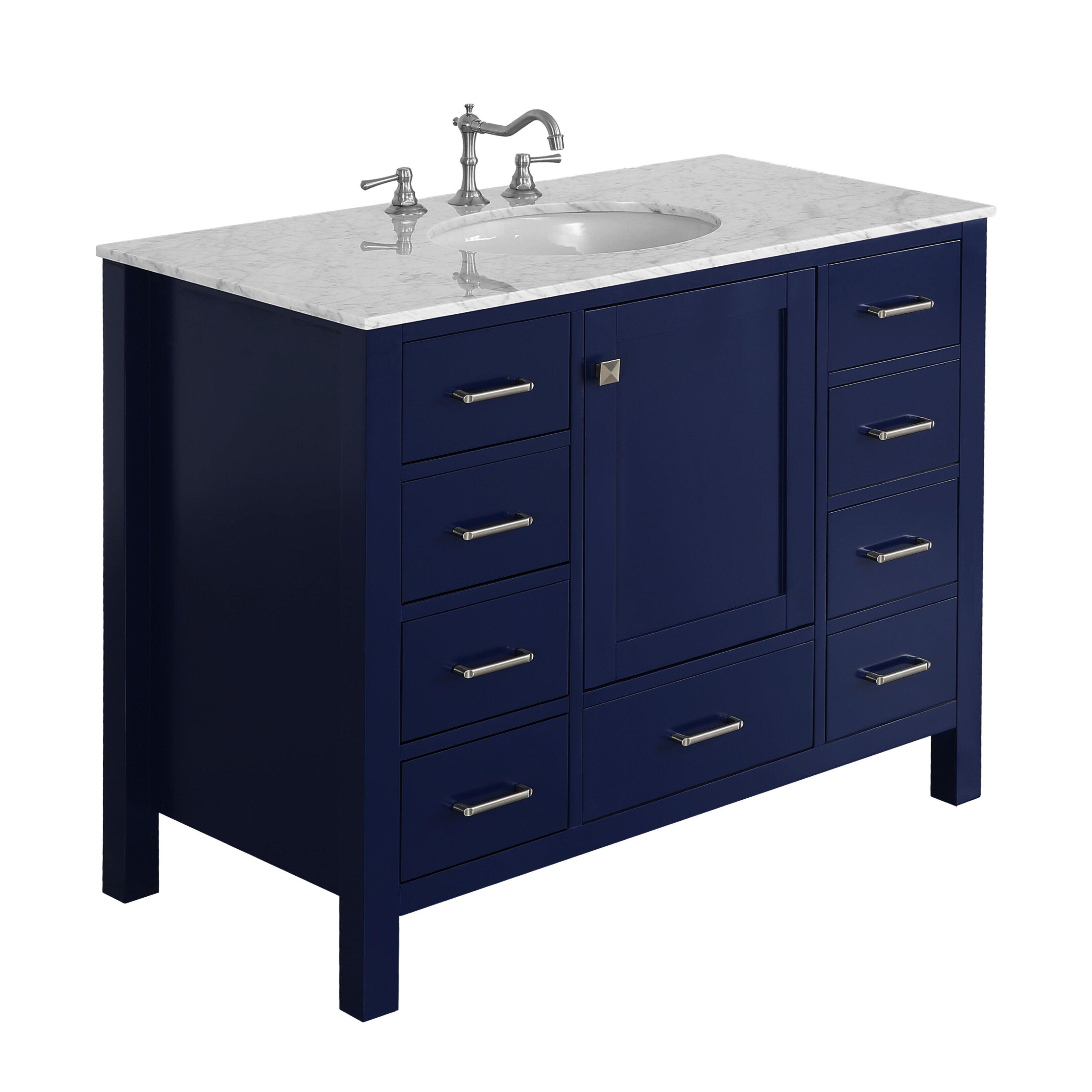 Cheshunt 42 Single Bathroom Vanity Set