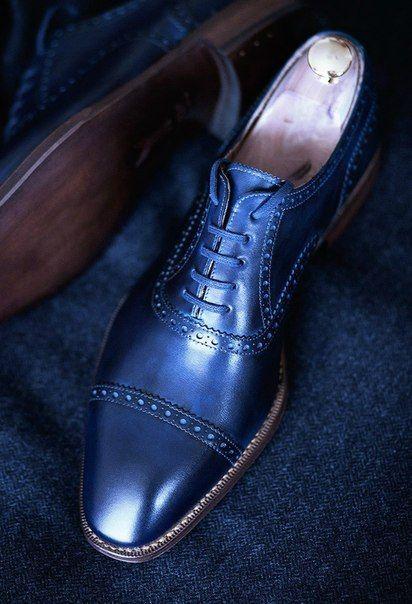 zapatos Mannenschoenen, Schoenen en Blauwe schoenen