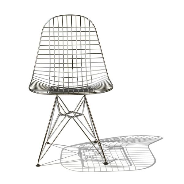 Vitra - Eames Wire Chair DKR