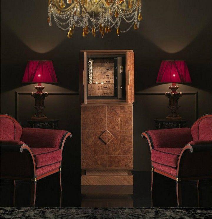 Heartbreaking Luxury Safes At Maison Et Objet Paris
