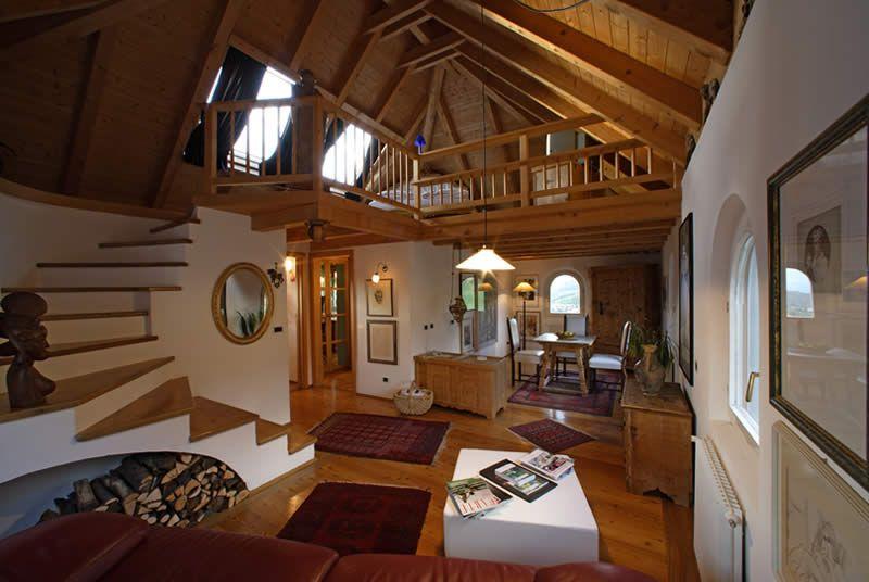Suite dell'hotel Romantik Turm a Fiè allo Sciliar (Alto Adige) Trentino-Alto Adige