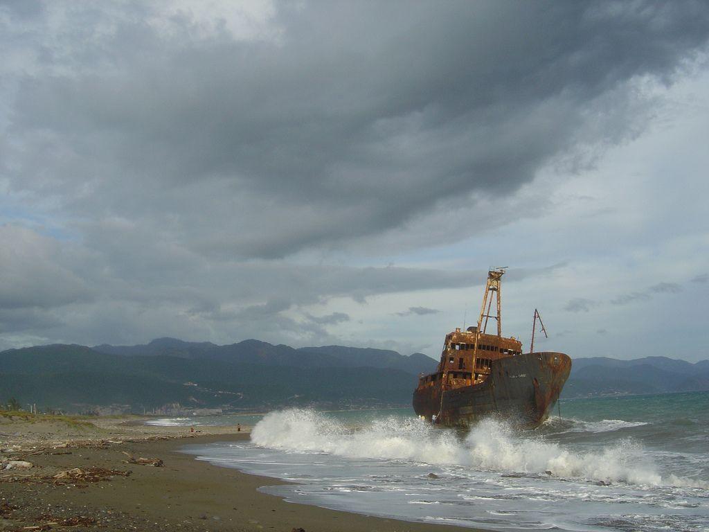 Shipwreck Shipwreck, Port royal, Jamaica
