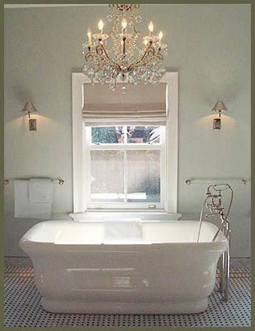 Bathroom Chandelier Lighting Ideas a true representation of adulthood and personal success - a