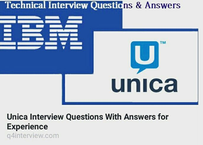 Ibm Unica Interview Questions And Answers Asked In Tech Mahindra Hcl Accenture Wipro Tcs Multiply Your Selection Chances By Going Through The