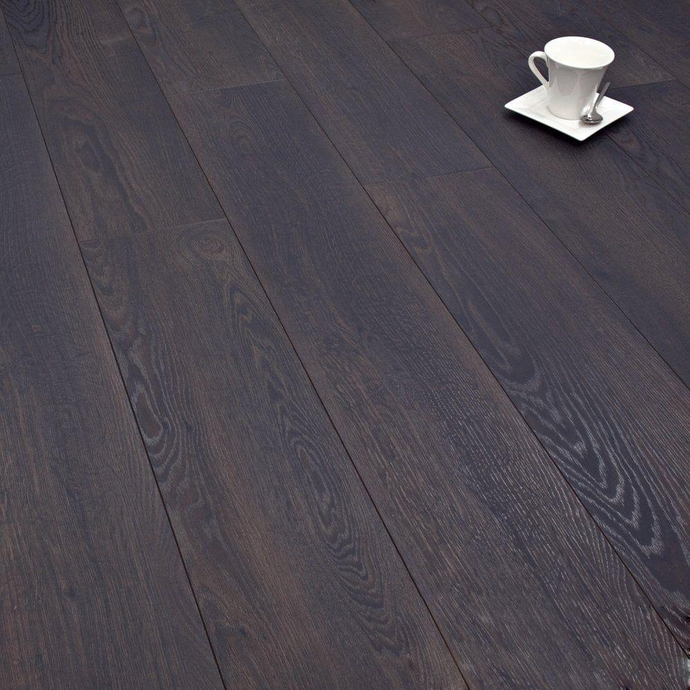 Balterio Magnitude 8mm Laminate Flooring Black Fired Oak Laminate Flooring Flooring Laminate
