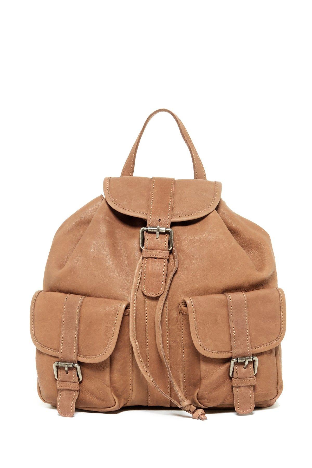Cut N' Paste | Sabrina Leather Backpack | Nordstrom Rack