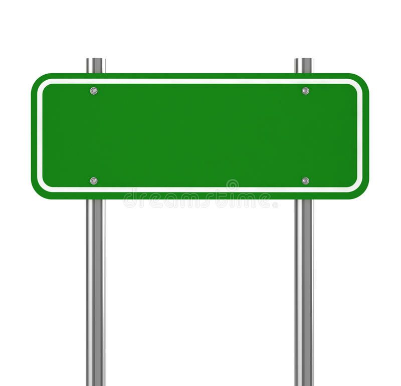 Blank Green Traffic Road Sign On White 3d Illustration Affiliate Traffic Green Blank Road Illustrati Road Signs Digital Sticker Stock Images Free