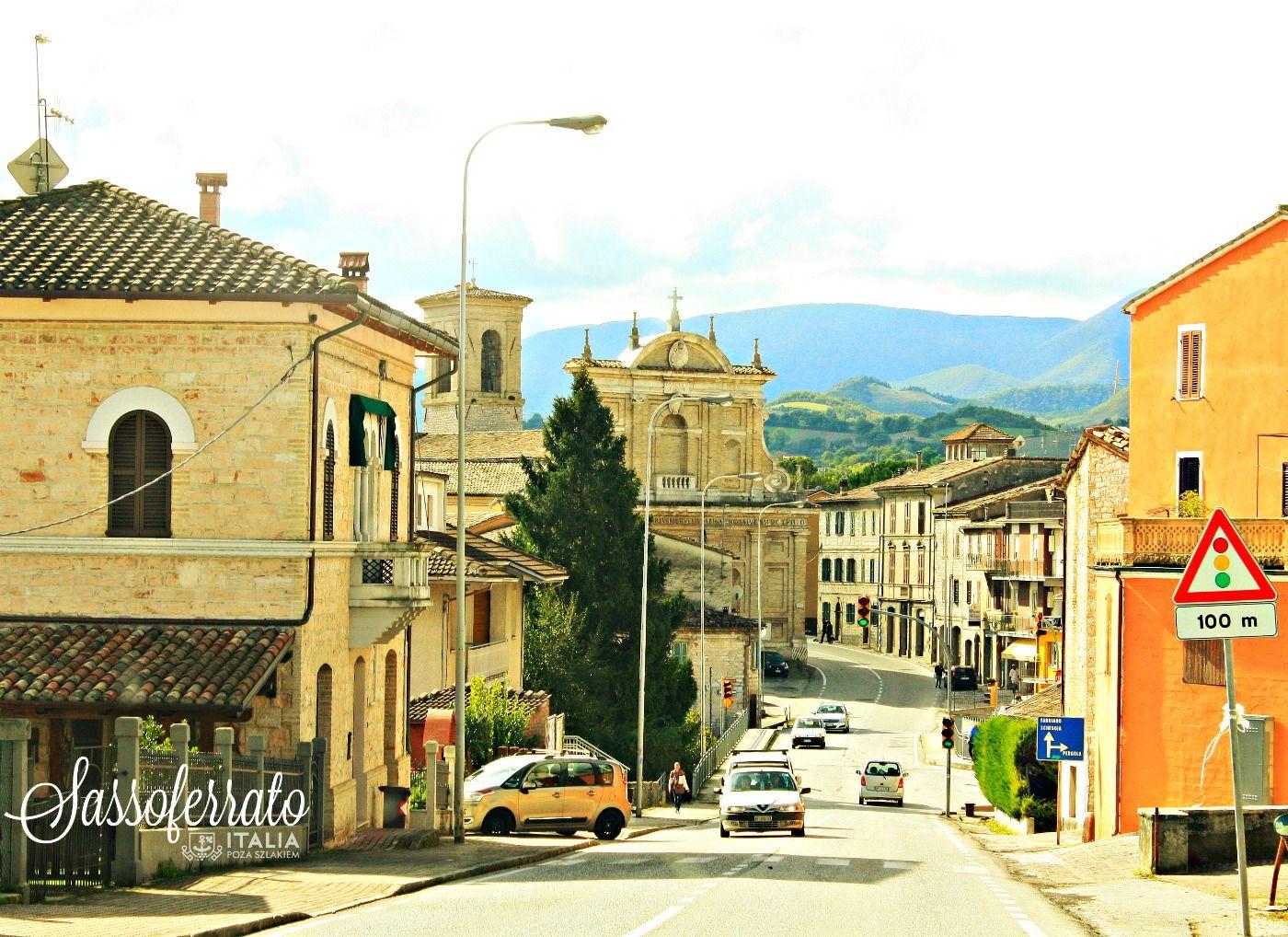 Sassoferrato, Marche, Italy