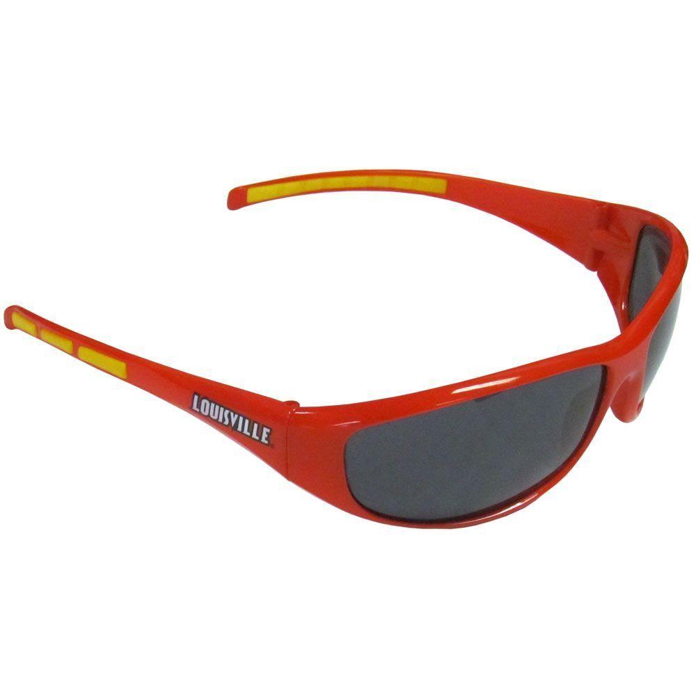 Louisville Cardinals Sunglasses - Wrap