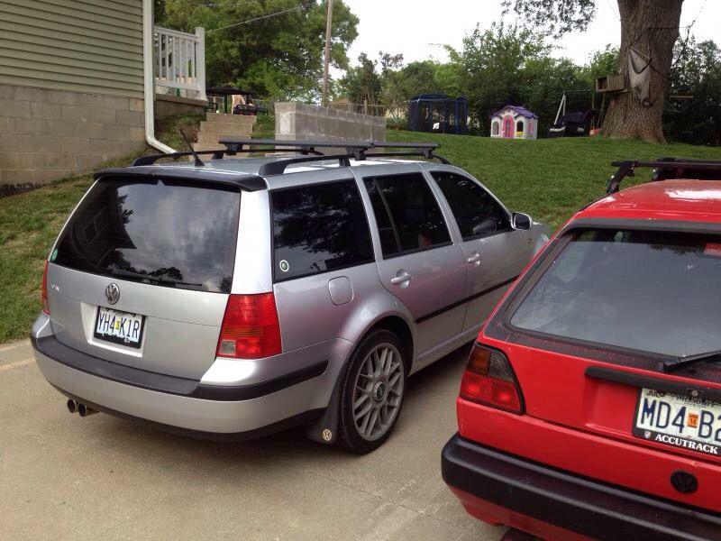 Jetta Wagon Roof Rack | The Wagon
