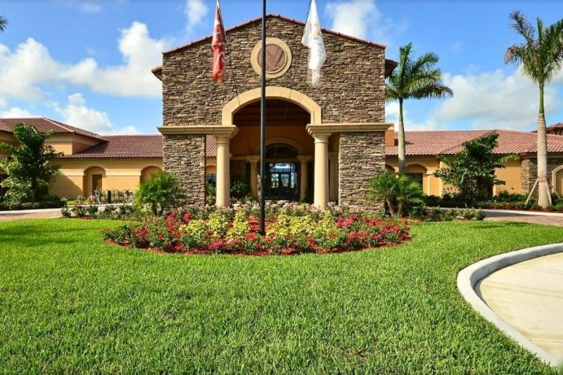 Vitalia At Tradition Port St Lucie Fl 55 Community Of Single Family 2 And 3 Bedroom Homes New Constructi Port St Lucie Master Planned Community Florida