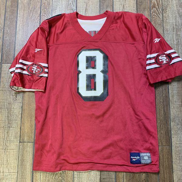 Vintage Steve Young Reebok San Fransisco 49ers Jersey 48 For Sale In Woodbridge Township Nj Reebok Mens Tops Vintage