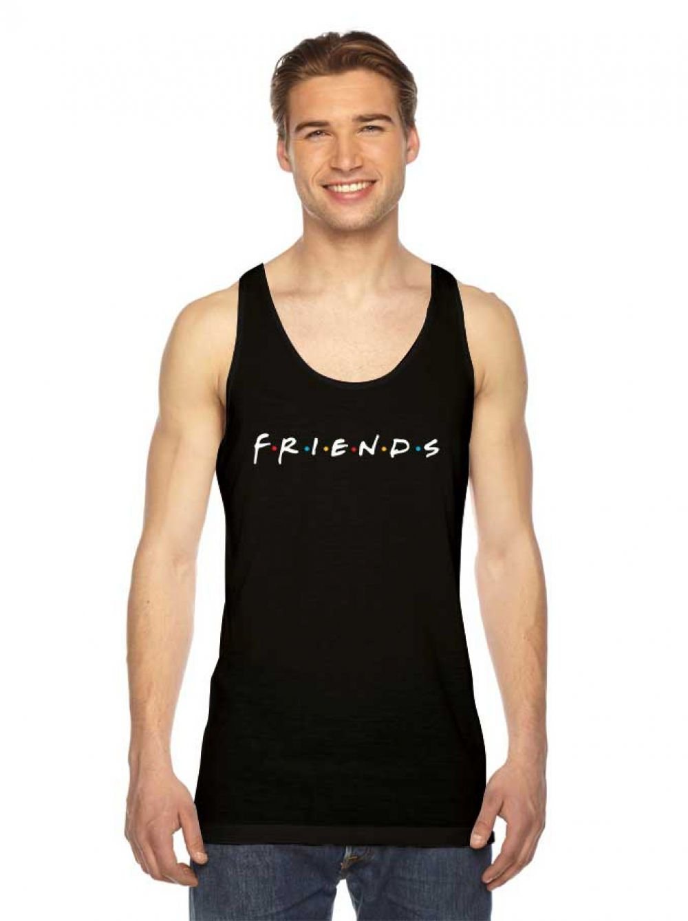 a888194b4b94 Friends Tv Show Tank Top #Tee #Hype #Outfits #Outfit #Hypebeast #