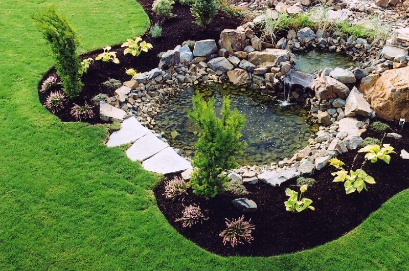 Country Landscaping Ideas Simple On A Budget Cheap For Front Yard