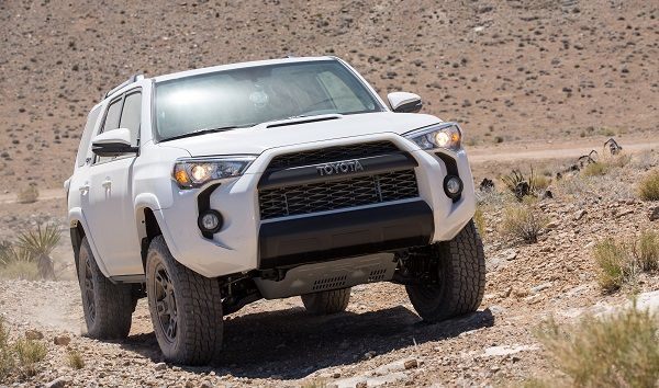Best Year 4runner >> Peterson S 4 Wheel Off Road Magazine Selected The 2015