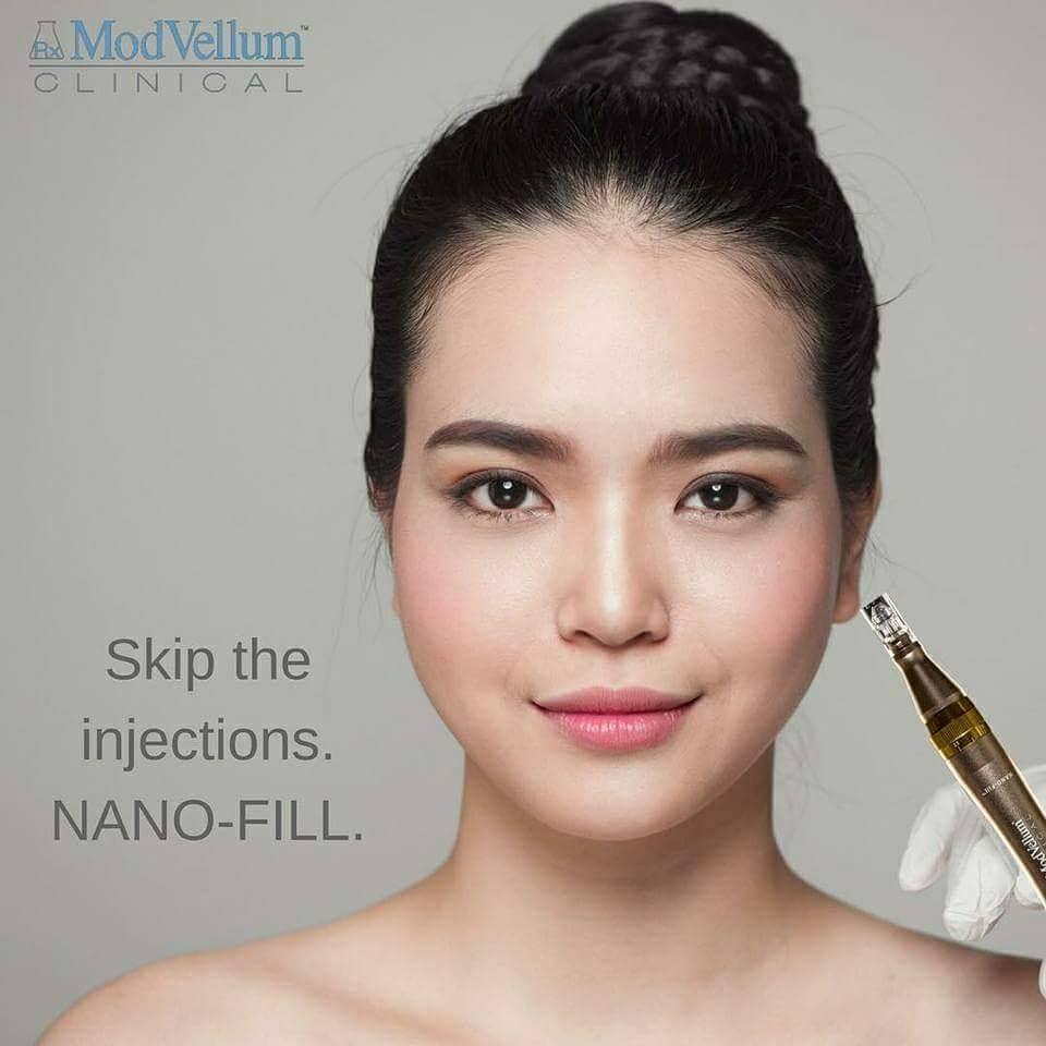 Nano-Fill by ModVellum Clinical